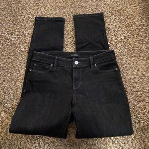 White House Black Market skinny ankle jeans pants